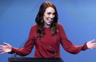 Kadın başbakan bir kez daha zaferini ilan etti