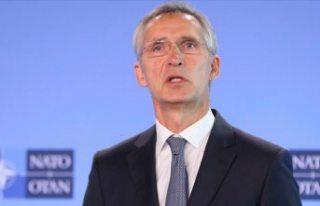 NATO Genel Sekreteri Stoltenberg Türkiye'ye...