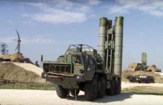 Türkiye S-400 denemelerine başladı