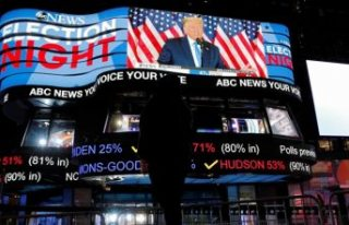 ABD'de başkanlık seçimi: Biden önde götürüyor,...