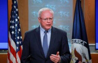 ABD'nin Suriye Özel Temsilcisi James Jeffrey...
