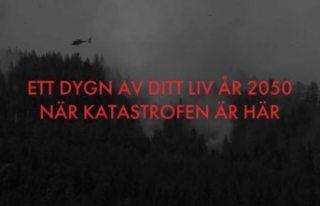 2050 yılında İsveç'i bekleyen felaketler