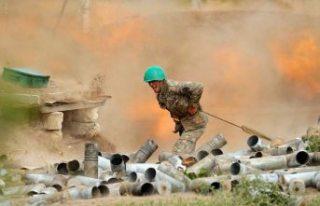 Ermenistan, Dağlık Karabağ çatışmalarında 2...