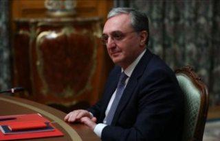 Ermenistan Dışişleri Bakanı Mnatsakanyan istifa...