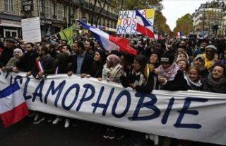 Fransa'da Müslümanlar üzerindeki baskı devlet...