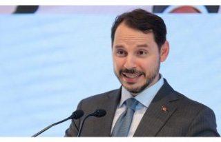 Hazine ve Maliye Bakanı Berat Albayrak sosyal medya...