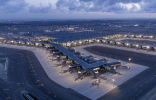 İstanbul Havalimanı, Avrupa'da en çok seferin...