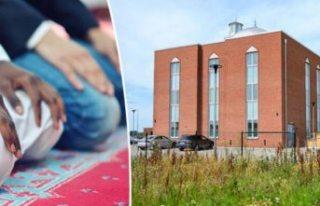 İsveç'te camiye içinde şüpheli beyaz toz...