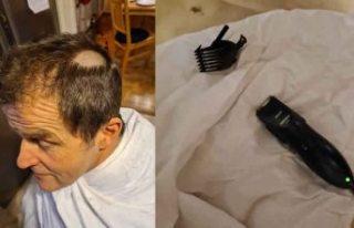 İsveçli siyasetçinin saç tıraşı imtihanı