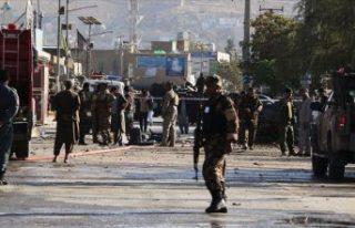 Kabil Üniversitesine düzenlenen bombalı ve silahlı...