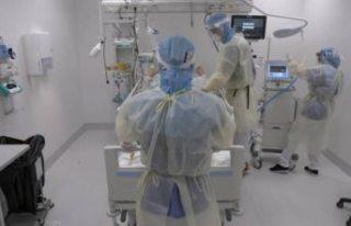 Karolinska covid-19 hastaları için yeni yoğun bakım...