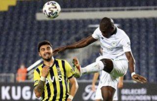 Konyaspor'dan Kadıköy'de Fenerbahçe'ye...