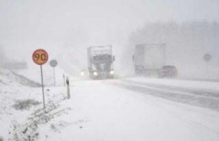 SMHI'den 10 uyarı: Aşırı kar bekleniyor