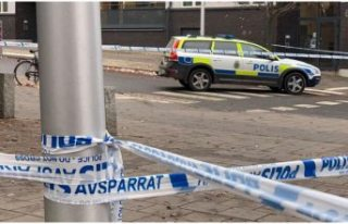 Solna'da bomba alarmı