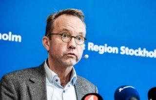 """Stockholm sağlık direktörü Björn Eriksson, """"Korkunç..."""