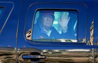 Trump ilk kez rakibi Biden'ın başkanlık seçimleri...