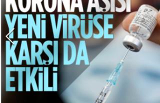 Almanya Sağlık Bakanı: Aşılar yeni virüse karşı...