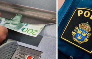 Artan soygunlar nedeniyle, Polis akşamları ATM'leri...
