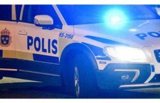 Ev baskını bir kişi yaralandı, dört kişi tutuklandı