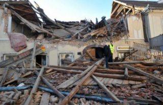 İsveç'ten depremle sarsılan Hırvatistan'a...