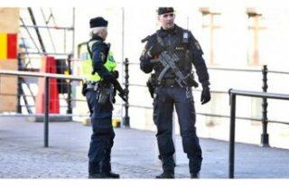 Malmö'de terör saldırısı hazırlığında...