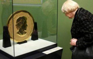 Polis, müzeden çalınan 100 kilo altını arıyor