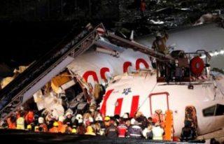 Sabiha Gökçen'deki uçak kazasına dair bilirkişi...