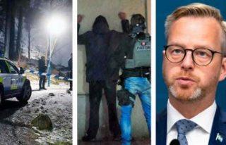 Dışişleri Bakanı Damberg: İsveç'teki çete...