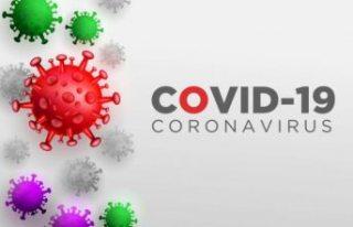 Dünya genelinde Covid-19 vaka sayısı 100 milyonu...