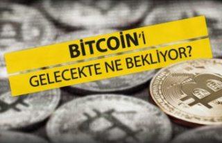 Dünyanın en değerli dijital varlığı Bitcoin'i...