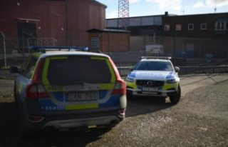 Göteborg'da bir kişi açık alanda ölü bulundu