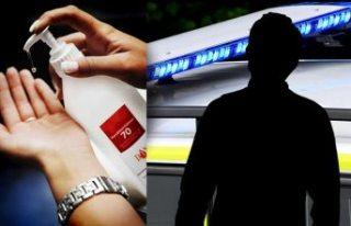İsveç'te şaşkınlık veren olay: El dezenfektanı...