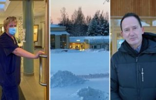 İsveç'teki bir huzurevinde aşı olan 13 kişiye...