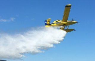 MSB, iki yeni itfaiye uçağı satın aldı
