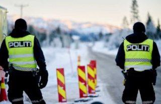 Polis, Norveç'e kaçak yollardan girmeye çalışan...