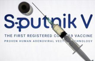 Rusya'da aşı yapılan kişi sayısı 800 bini...