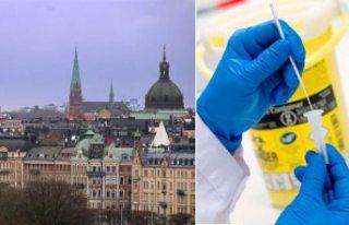 Stockholm'de yeni virüs mutasyonu vakaları...