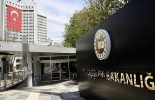 Türk firması çalışanlarına bombalı saldırı:...