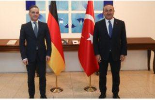 Türkiye ile Almanya ikili diyalog mekanizmalarını...