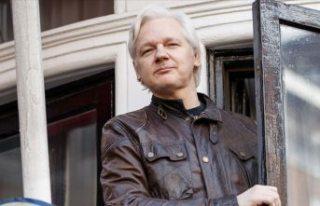 Julian Assange'ın ABD'ye iadesi davasında...