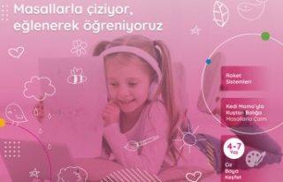 """""""YTB Çocuk Akademisi"""" Eğitimleri Yoğun..."""