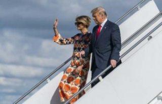 Zirveden en dibe! Trump borç içinde ve boşanmanın...