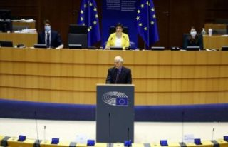 AB Yüksek Temsilcisi Borrell, istifasını isteyen...