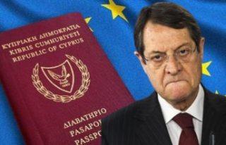 'Altın pasaport' skandalında yeni gelişme