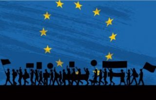 EASO: 2020 yılında AB Ülkelerine iltica başvuru...