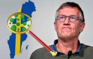İsveç'te vaka sayıları 600 bine yaklaştı