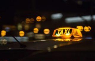 Malmö'de çalıntı taksi takibi kazayla sonuçlandı