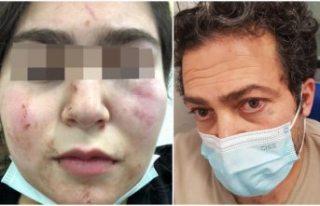 Polis 17 yaşındaki Türk kızını ve babasını...