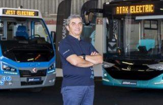 Türkiye'de sürücüsüz otobüsler yollara...