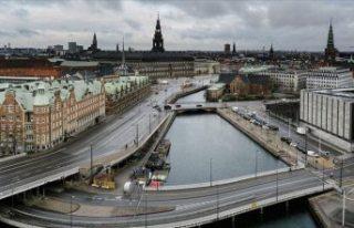 Danimarka'da kapalı sektörler 'korona...